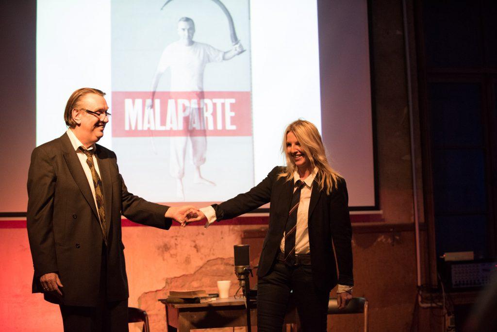 Silke Vogten und Rupert Seidl